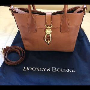 Dooney & Bourke Florentine Amelie Bag in Natural